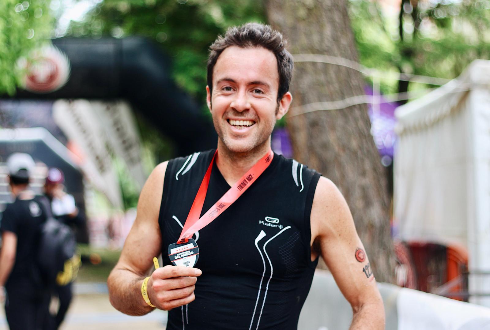 Victor Suarez - Farinato Race Zamora